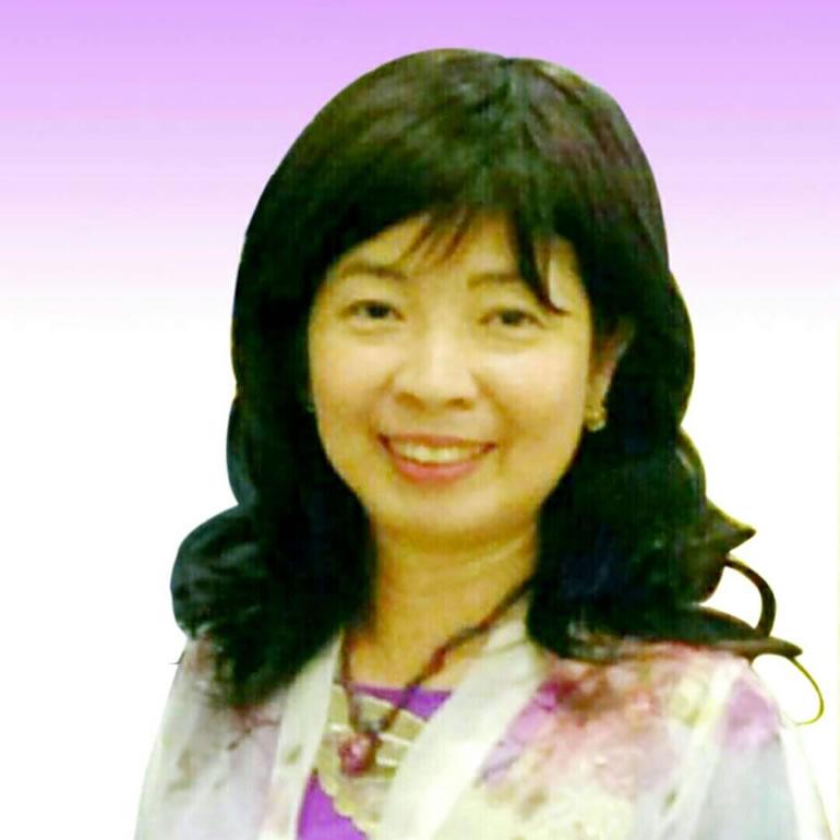 Pastor Amelia Liu - China