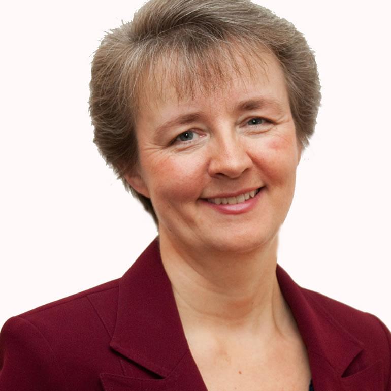 Pastor Hanne Hansen - Norway