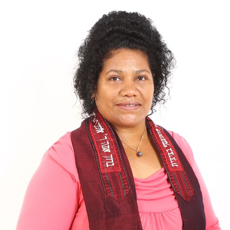 Pastor Mollie George - PNG