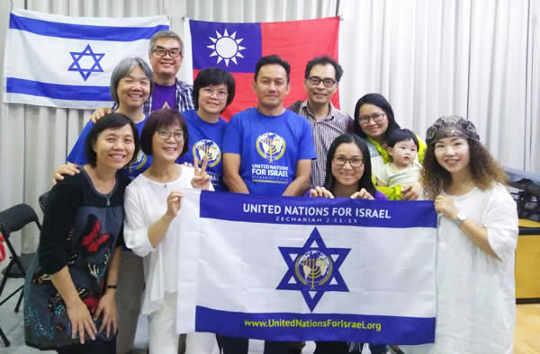 UNIFY touches Taiwan