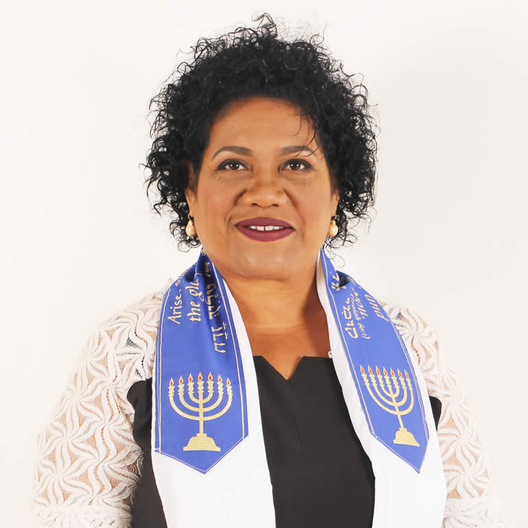 Pastor Mollie George