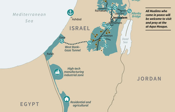 Covid-19 and the division of Israel
